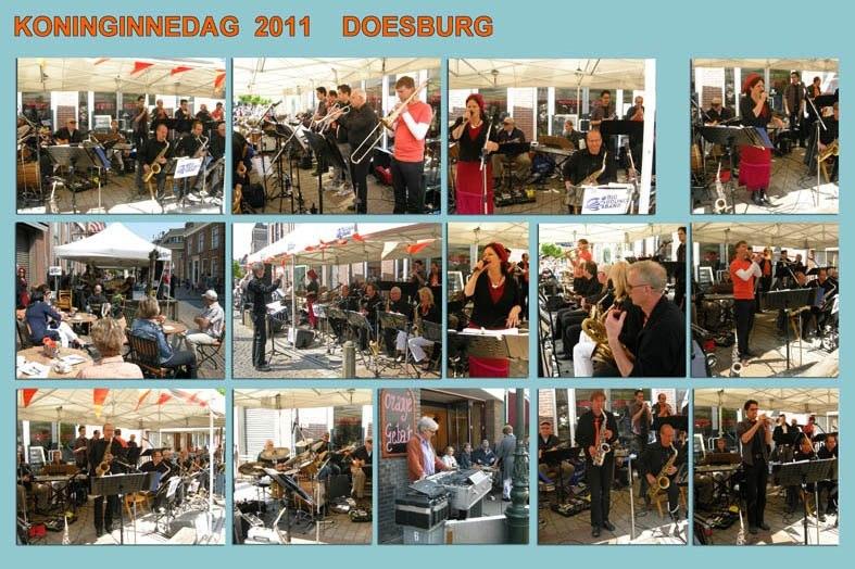 Doesburg.Koninginnedag 2011