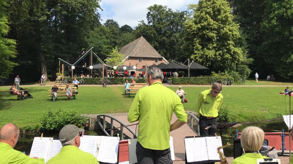 Solo Rutger - Vlotconcert Sonsbeekpark 2018